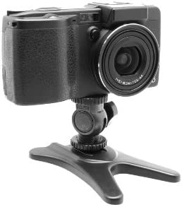 Gadget Place Lightweight Tabletop Tripod for Nikon Coolpix P600 P530 P340 S9700