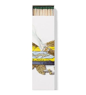 Ernesto Scented Matches 40 Sticks by Cire Trudon