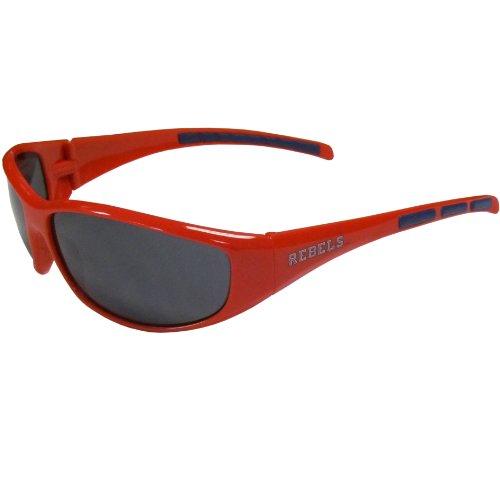 Mississippi Rebels Wrap - Rebel Polarized Sunglasses