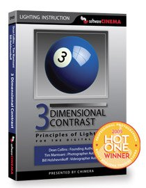 (3 Dimensional Contrast : Principles of Lighting for the Digital Age)
