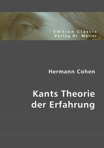 Kants Theorie der Erfahrung