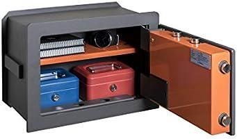 Arregui 181140 - Caja Fuerte de Pared electrónica con Fondo ...
