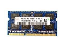 (HP EliteBook 8460P Laptop Memory 4GB PN HMT351S6CFR8C-PB- 621569-001)