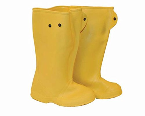 Kraft Tool GG925 Over The Shoe Construction Boots, Size 15, 16-Inch