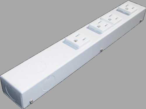 1 ft Hardwire Power Strip
