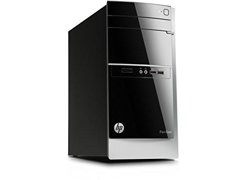 HP Pavilion 500-315NS - Ordenador de sobremesa (2,9 GHz, Intel Core i5-4460S, 8 GB de RAM DDR3-SDRAM, 1 TB HDD, Windows 8.1 64-bit) negro