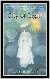 Book City of Light by Lauren Belfer