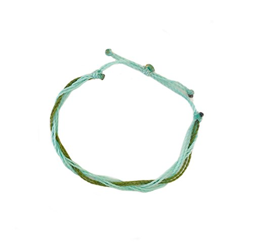 Waxed String Bracelet - Barely There Bracelet (Sea Turtle)