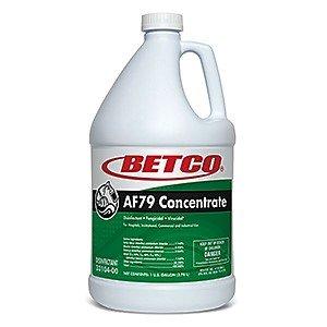 Betco, AF79 Concentrate Acid Free Bathroom Cleaner 1 gallon (Pack of 4)