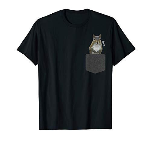 - Squirrel Pocket Squirrel Mom Funny Squirrel Lover T Shirt