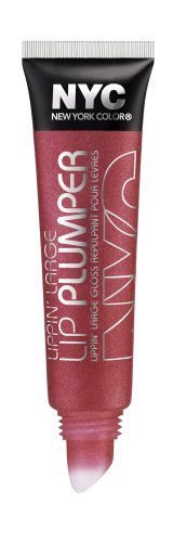 New York Color Lippin' Large Lip Plumper, Plum Tart, 0.55 Fluid Ounce (Pack of 2)