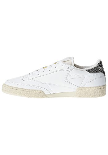 Club snowy grey paper C white VS Reebok bianco 85 white dWZXvxqn
