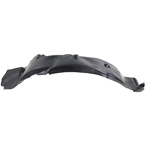 Splash Shield Front Left Side Fender Liner Plastic for SEBRING 07-10 / CHRYSLER 200 11-11 Convertible/Sedan