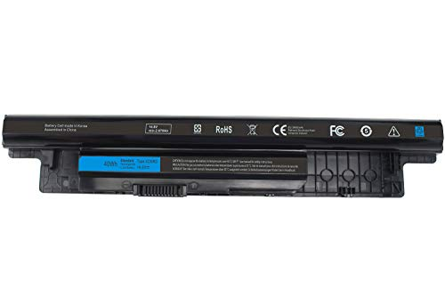 ROCKETY Compatible 15-3531 Laptop Battery Replacement for Dell Inspiron 15 15-3521 15-3537 15-3542 3543 15r-5537 15r-5521 14r-5421 14r-3437 Latitude 3440 3540 XCMRD MR90Y 312-1387 Notebook Batteries.