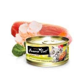 Fussie Cat Tuna & Shrimp Case 24 2.8oz Can