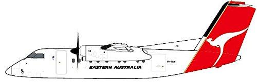 Qantas Dash (Qantas Eastern Australia DASH 8-100 VH-TQW (1:200);)