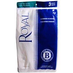 Royal B 3 pack Vacuum Bag (Royal B Vacuum Bags compare prices)
