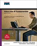 img - for Voice over IP Fundamentals 2nd (second) edition Text Only book / textbook / text book