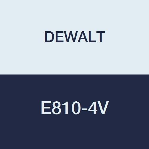 Dewalt E810-4V Factory-Reconditioned Emglo Twin Tank Air Compressor, 4 gallon