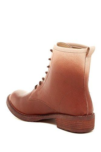 Heldig Merke Novembere Blonder-up Morroccan Blått Boot Størrelse 6.5