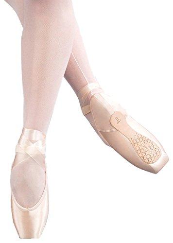 Capezio - Zapatillas de danza para mujer Rosa