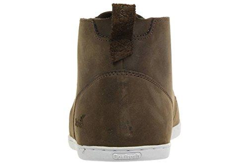 Boxfresh SYMMONS HAR LEA Sneaker Men boots brown E13839 braun