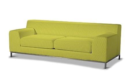 Ikea Kramfors 3 Seat Sofa Slipcover Myrby Yellow