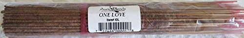 90-95 One Love Incense Stick Auric Blends ()