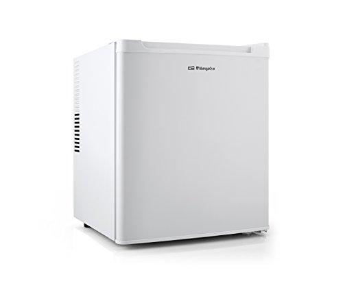 Orbegozo NVE 4600 – Mini nevera eléctrica de 38 litros de capacidad, potencia de 70 W, luz interior LED, control de…