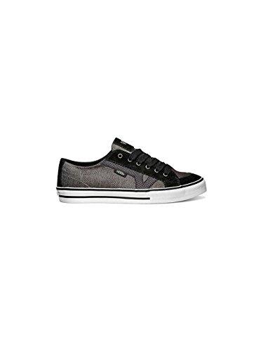 Vans Unisex Torywill Lo-skate Sneakers Blackgreywhite