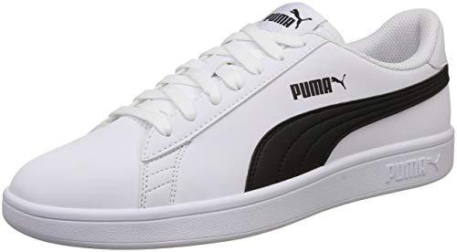Puma Unisex Adult Smash V2 Buck White