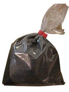 Abrasivos medios para Neumática limpia bujías Sand blaster 1 Lb Repuesto de bolsa: Amazon.es: Coche y moto