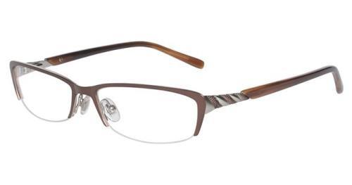 Jones New York J469 Eyeglasses Brown 53-16-135 ()