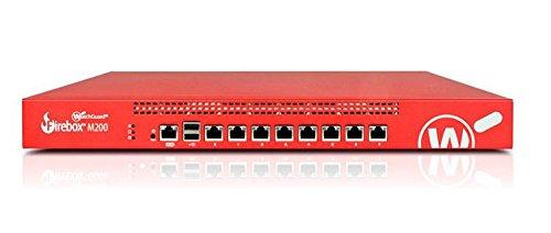 Watchguard Firebox M200 - 8 ports - 10Mb LAN, 100Mb LAN, GigE (WGM20001)