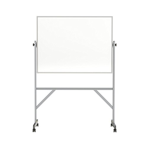 72⅛''x 53¼''  Aluminum Frame  Reversible Non-Magnetic Marker/Marker  w/ 4 Markers & Eraser by Ghent