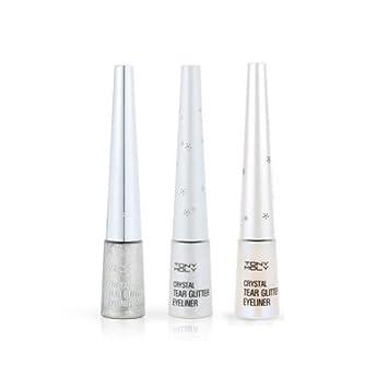 Amazon.com : TONYMOLY Crystal Tear Glitter Eye Liner 5ml 01 ...