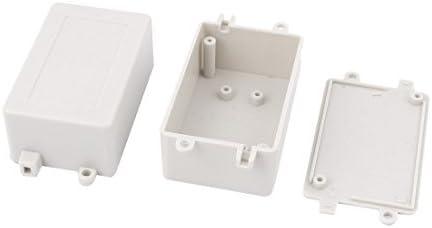 DealMux 2pcs Plastic Enclosure Electronic Switch Caixa Caixa de junção 70x45x30mm: Amazon.es: Bricolaje y herramientas