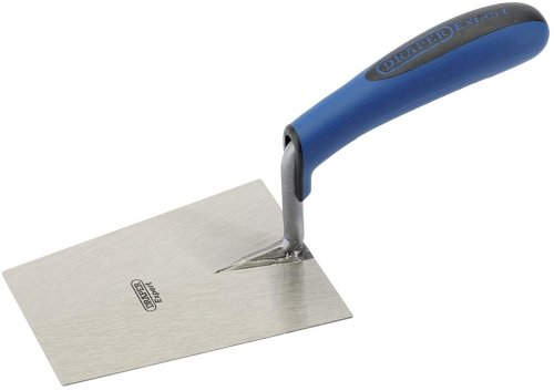 Draper 43356 BUCKET TROWEL 140MM S/GRIP Draper Tools