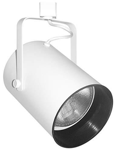 Elco Lighting ET 650WW FLAT BACK CYLINDER, ALL WHITE