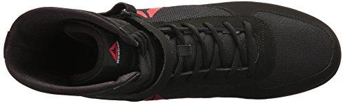 Sneaker Boot-buck Da Uomo Reebok Da Uomo Nero / Nero / Bianco