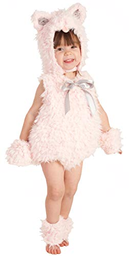 Princess Paradise Shaggy Pink Kitty Costume, Extra