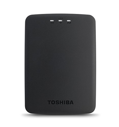 Toshiba Canvio AeroCast 1TB Wireless Hard Drive (HDTU110XKWC1)