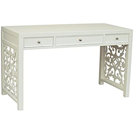 Pulaski Tabitha Desk 51 By 24 By 30 Inch White