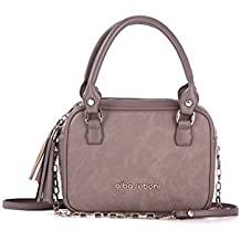 Alba Soboni Designed Women's PU Leather Clutch Ladies Small Girl's Cross Body Bag