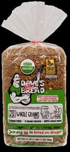Dave's Killer Bread - 21 Grains - 3 Loaves - USDA Organic