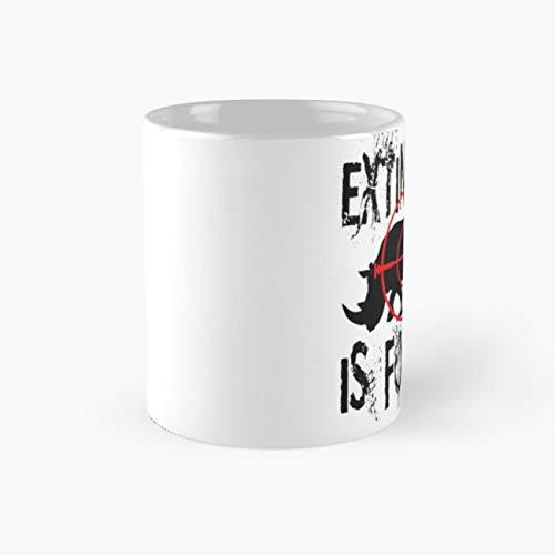 Extinction 110z Mugs