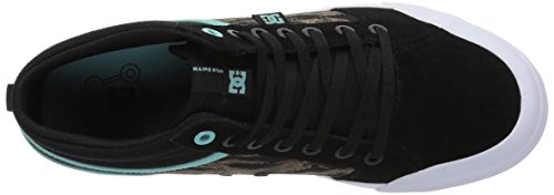 Pictures of DC Kids' Evan HI SP Skate Shoe Navy Navy 2