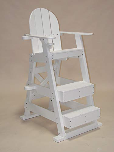 Tailwind Furniture Recycled Plastic Lifeguard Chair - LG-510