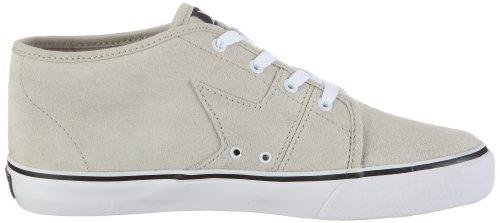 mixte Dekline Canvas adulte Blanc bg de Harper skateboard 602072 Chaussures tr ASqrYOwqP