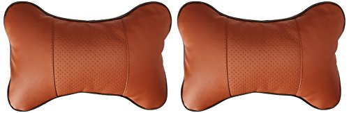 Piece Leather Headrest Pillow Cushion product image